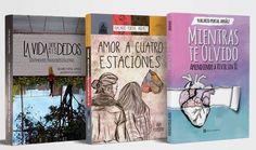 books and magazines: Combo: Mientras Te Olvido + Amor A Cuatro Estaciones + La Vida Entre Mis Dedos -> BUY IT NOW ONLY: $50 on eBay!