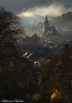 Brasov, one of the most beautiful cities in Romania