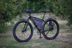 Surly ECR - Off Road Bike Touring - Knards, Racks