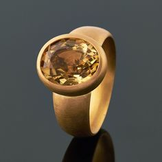 #Citrine #Ring In 22ct #Gold by Deborah Cadby http://www.fldesignerguides.co.uk/engagement-ring-designer/deborah-cadby Yellow Engagement Rings, Elegant Engagement Rings, Designer Engagement Rings, Engagement Ring Settings, Designer Jewelry, Precious Metals, Contemporary Jewellery, Heart Ring, Rings For Men