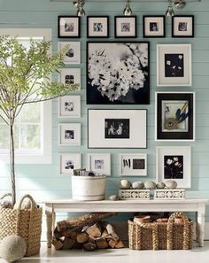 Nice frame wall decoration