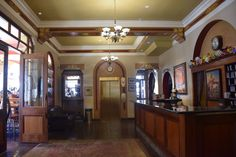 """"""" Monte Vista Hotel """" in Flagstaff Arizona  """" Route 66 on My Mind """" Route 66 blog ; http://2441.blog54.fc2.com https://www.facebook.com/groups/529713950495809/ http://route66jp.info"""