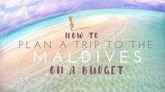 Thinking of planning a trip to the Maldives but cringing at the thought of the cost? BEHOLD! I just did Maldives on a budget, and wrote out everything I now know!