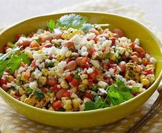 Recipe Mexican rice salad by monicaih - Recipe of category Pasta