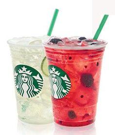 Starbucks Refreshers, YUM!