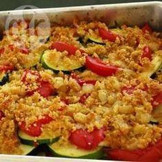 Tomaten Zucchini Auflauf @ de.allrecipes.com