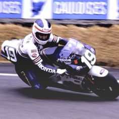 Freddie Spencer – 250cc 1985