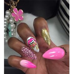 I can't wait to get back to work I miss doing nails Miami stay tuned