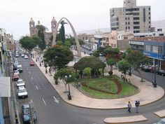 Don´t remember when was my first time in Tacna, but I've been there many times after that.