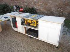 Resultado de imagen para best craftsman tablesaw base