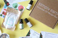 Monthly Subscription, Subscription Boxes, Citric Acid, Bath Salts, Bath Bombs, Recipe Box, Eco Friendly, Vanilla, Essential Oils