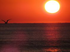 Sunrise over the Gulf Destin, FL