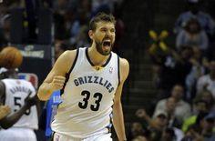Marc Gasol renueva por los Memphis Grizzlies por 5 años y 110 millones de dólares