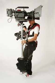 Buy New: $7,240.00: Electronics: Basson Steady System (Silverarrow 2013 PRO 6) camera stabilizer, steadycam steadicams