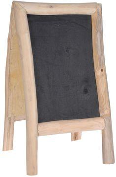Produktinformationen  · TEAK Blackboards, Decoration Table, Inspiration, House Styles, Design, Home Decor, Furniture, Dimensions, Products