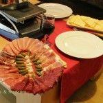 Stasera Raclette party al calduccio