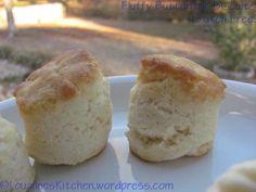 Fluffy Buttermilk Biscuits - Gluten-Free and Traditional! http://louanneskitchen.wordpress.com/2014/01/23/fluffy-buttermilk-biscuits-gf-traditional/