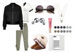 """""""✌️"""" by zemkool ❤ liked on Polyvore featuring Forever 21, White House Black Market, Panacea, Bling Jewelry, Too Faced Cosmetics and Topshop"""
