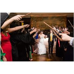 Harry Potter Wedding theme ❤ liked on Polyvore featuring home and home decor
