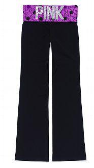 Yoga pants./ My Every Day Kind of Pants :)