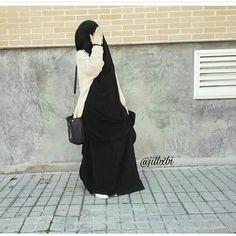 Khimar. Jilbab. Hijab.