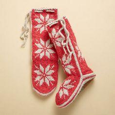 slipper socks   sundancecatalog