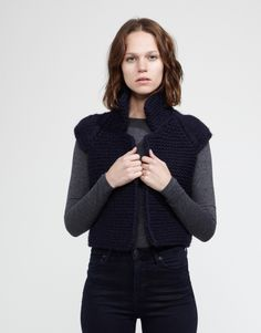 James Jacket - wool and the gang