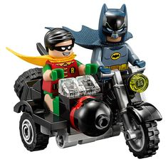 Batman and Batcave From Classic TV Series Coming to Lego - Hollywood Reporter