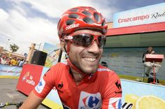 Alejandro Valverde back in red Photo credit © Sirotti