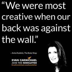 Sales Motivational Quotes Sales Motivational Quotes  Anitaroddick  Anita Roddick .