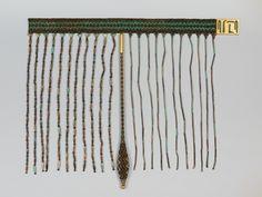 Belt of beadwork apron of Senebtisi