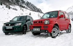 Suzuki-Jimny-and-Grand-Vitara
