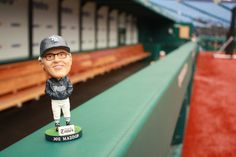 Our first two bobblehead giveaways of the season have been for kids 14 and under, but we understand bobbleheads aren't just for kids. Be one of the first 10,000 fans at the Trop during Friday Fest when the Rays host the Marlins and receive a Joe Maddon Bobblehead Presented by Tampa Bay Times. For tickets visit: