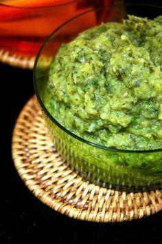 Guacamole de courgettes : Recette de Guacamole de courgettes - Marmiton
