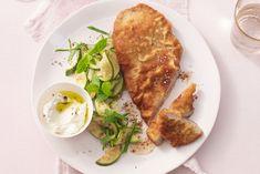 Une chose est sûre : l'escalope de veau panée est toujours un délice et encore plus quand elle est panée au parmesan et citron.