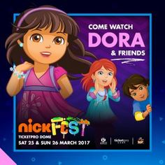 {Giveaway} Nickfest family tickets
