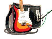 Recording Electric Guitar