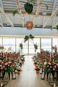 Located in the heart of the revitalized Lower Lonsdale area of Vancouver's North Shore, The Polygon Gallery is a spectacular event venue with views of the city skyline and a clean, … Bright Wedding Colors, Flowers Instagram, Garden Party Wedding, Event Venues, Contemporary Design, Floral Arrangements, Orchids, Bouquet, Tropical