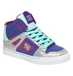 dcshoes Spartan High 303499B - DC Shoes