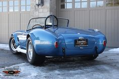 Click to open 1965 Shelby 427 Cobra Gallery