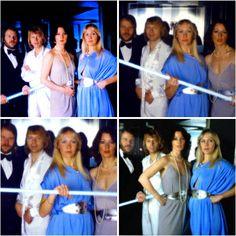 "ABBA Fans Blog: ""Voulez-Vous"" Photo Shoot #Abba #Agnetha #Frida"