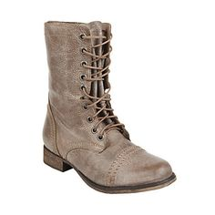 Troopa Combat Boot Stone