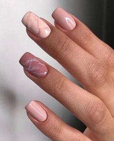 simple and cute natural acrylic coffin nails design - page 139 of 150 - inspiration di . - simple and cute natural acrylic coffin nails design - page 139 of 150 - inspiration diary, - Classy Nails, Stylish Nails, Simple Nails, Square Nail Designs, Short Nail Designs, Natural Nail Designs, Classy Nail Designs, Nail Design For Short Nails, Summer Nail Designs