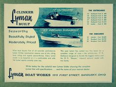 Lyman Boats, Old Boats, Wooden Boats, Cool Pictures, Trucks, Cars, Wood Boats, Autos, Truck