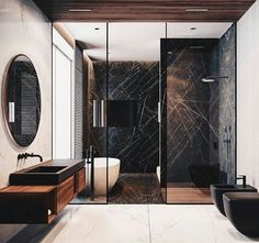 Luxury Bathroom Shower Design Ideas Source by The post Luxury Bathroom Shower Design Ideas appeared first on Victoria Home DIY. Modern Bathroom Design, Bathroom Interior Design, Bathroom Designs, Modern Luxury Bathroom, Luxury Shower, Luxury Spa, Minimalist Bathroom, Contemporary Bathrooms, Douche Design