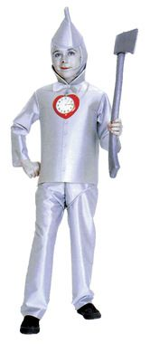 Tin Man Child Costume