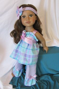 American Girl Doll Clothes 18 inch Dolls by HauteDesignsByNorine