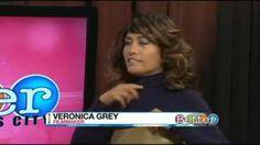 Veronica Grey models eco fashion off http://www.Pacific-TV.com