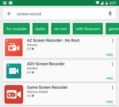 Si nous sommes habitués aux suggestions de recherche sur le navigateur de recherche Google, il se pourrait qu'on le devienne également pour le Play Store.