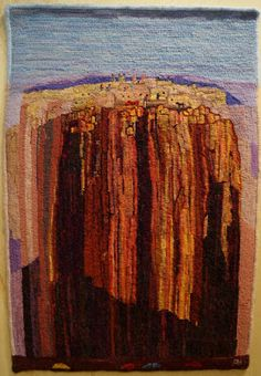 Fish Eye Rugs: Ann Winterling • Featured Artist • Hooked in the Mountains 2012